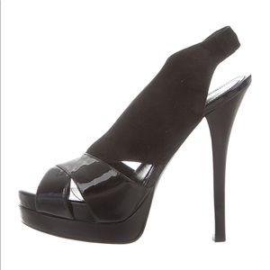 Fendi heels authentic